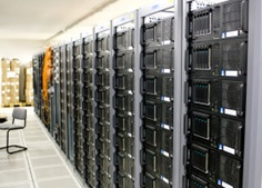 Чистка серверного оборудования